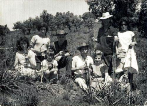 San Marcos. Años 60.