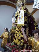 Virgen en su camarín de la ermita