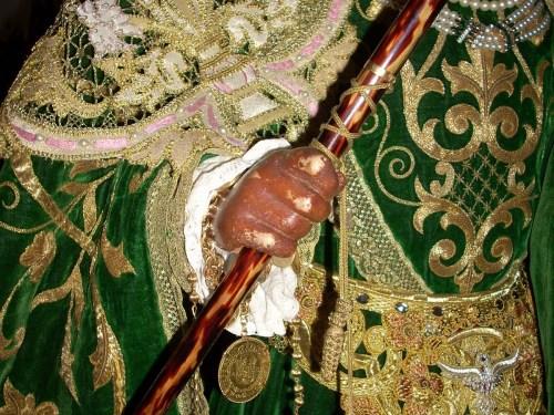 Besamanos X Aniversario Coronación Virgen del Collado