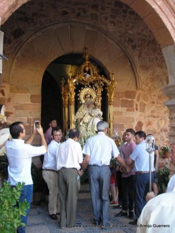 Procesión Claustral del 16 de julio por el X Aniversario de la Coronación