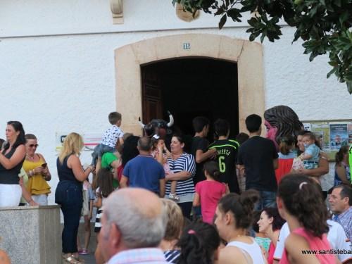 Cabezudos - Agosto 2016