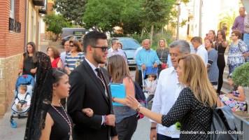 Mozos siendo entrevistados por Andalucía Directo