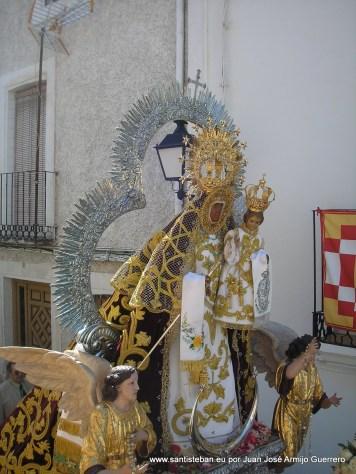 Procesión de la Virgen del Collado