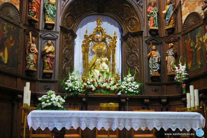 Santa María del Collado. Día de la Natividad 2017