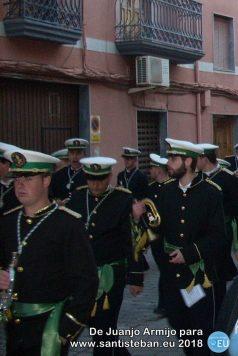 La Borriquilla 2018 - Banda de la Oración en el Huerto