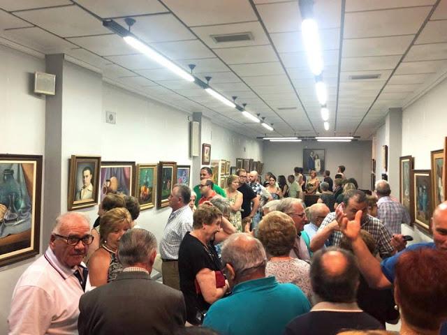 Inauguración Sala Romero de Pintura