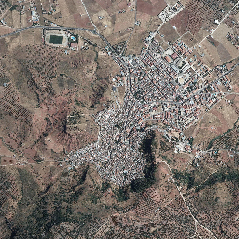 Vista Aérea 2016 - Santisteban