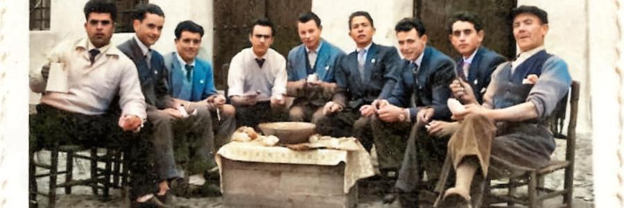 La chaucha de los quintos. 1960. Informante Francisco Avilés.