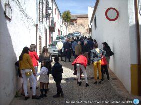 Domingo de Ramos - Subida a la Bendición de las Palmas