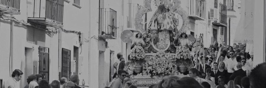 Procesión de la Bajada de la Virgen 2019