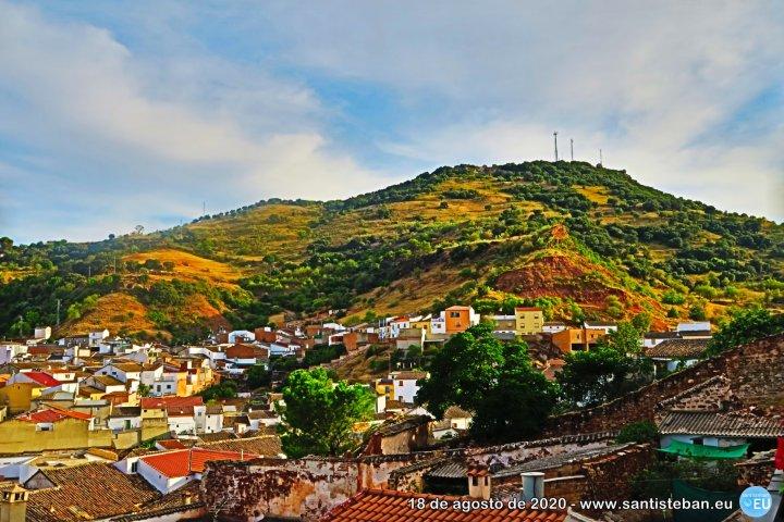 Cerro San Marcos y panorámica