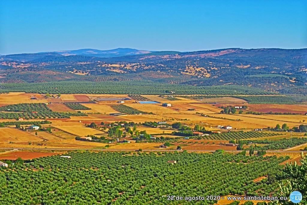 Vistas desde Fuente Agustín