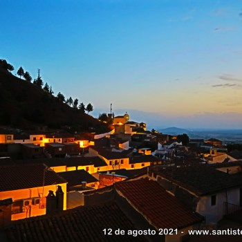 Amanecer en Santisteban I