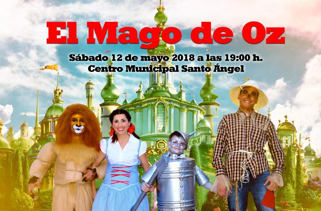"Obra de teatro ""El Mago de Oz"""