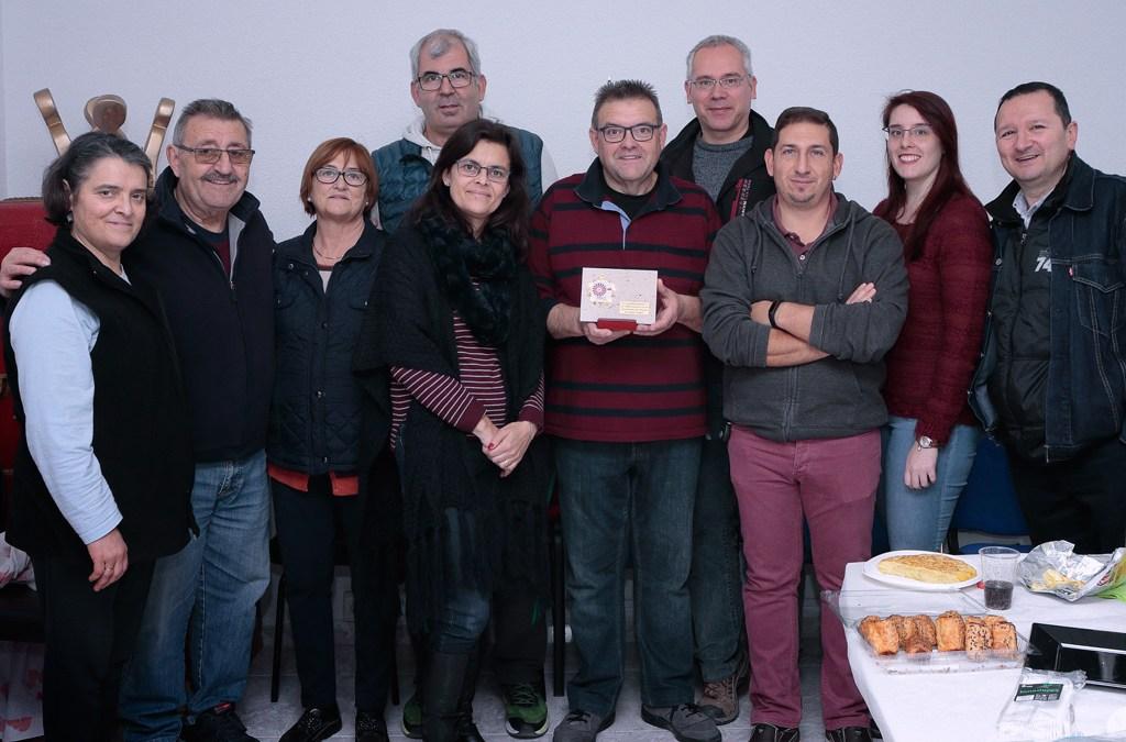 Equipo Asociación de Vecinos 2018