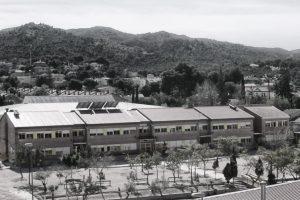 Escuela (CEIP) en la calle Salzillo