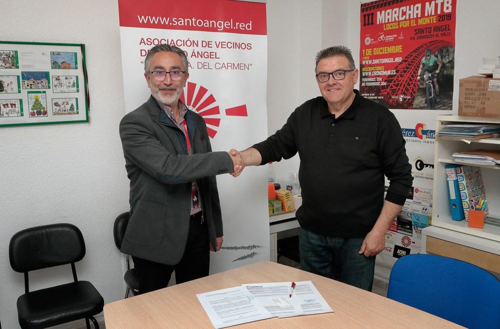 Firma convenio CableMurcia