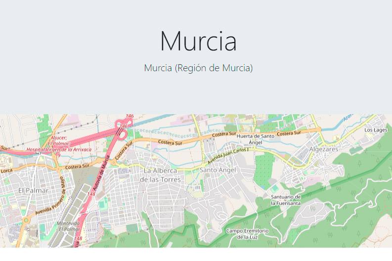 Qué restricciones existen en Murcia