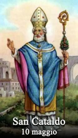 sveti Katald - škof in romar