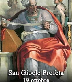 sveti Joel - prerok