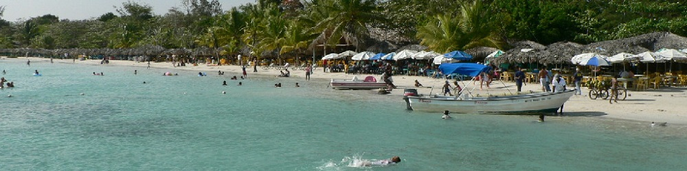 Santo Domingo Beaches Boca Chica