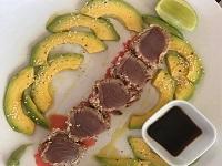 XO Restaurant Tuna Tar Tar