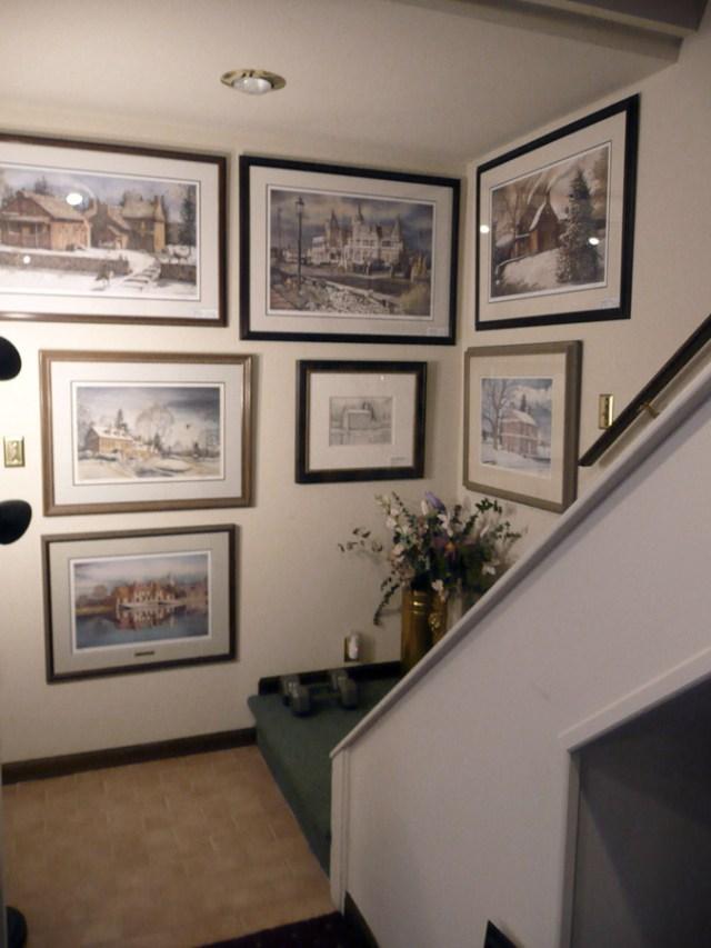 Santoleri art gallery interior