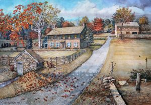 Little Brook Farm by Nick Santoleri