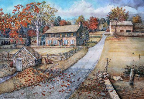 Little Brook Farm by Nick Santoleri
