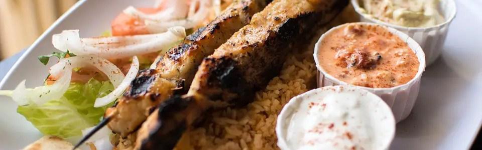 Souvlakis, le street food à la grec