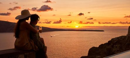 Voyage de noce à Santorin : guide complet