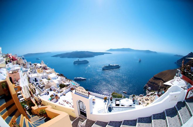 Santorini Photography Info