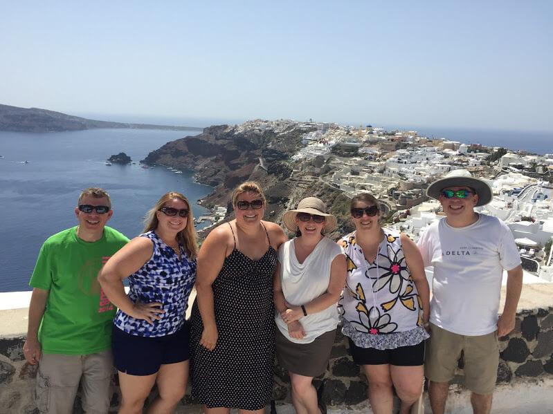 Santorini Private Tour By Locals