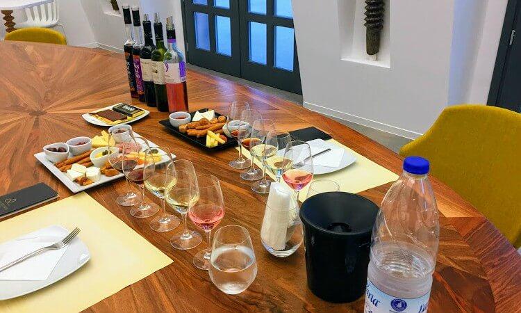 Santorini Wine Tours Events