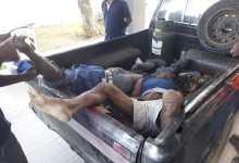 Photo of Esta mañana accidente de tránsito en la carretera Montecristi Dajabón.