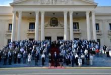 Photo of Presidente Abinader y colaboradores del Palacio agradecen a Dios por primeros días de Gobierno