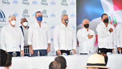 Photo of SANTIAGO: Gobierno inicia trabajos construcción Plan Nacional Viviendas