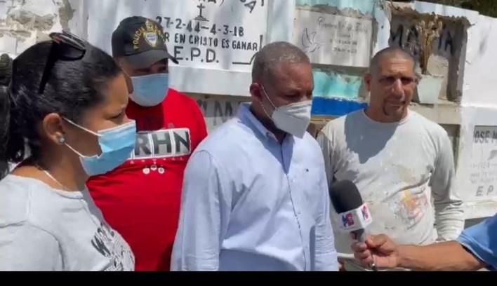 Alcalde Jesús Jerez dice Ministerio Público y el Dicrim investigan desaparición de cadáver en Montecristi