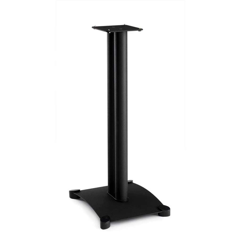 "sanus 30"" steel series bookshelf speaker stand pair"