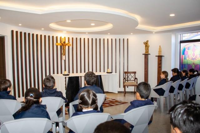 CApilla COlegio San Viator Tunja 2020-22
