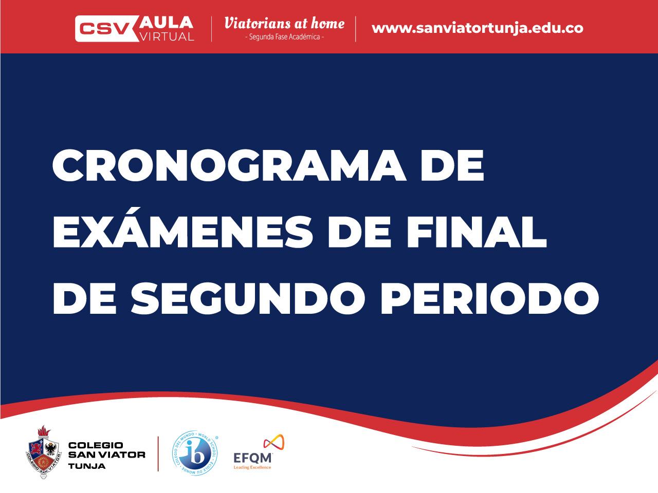 CRONOGRAMA-EVALUACIONES-DE-FINAL-DE-SEGUNDO-PERIODO