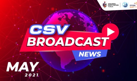 Saint Viator School of Tunja Broadcast News!