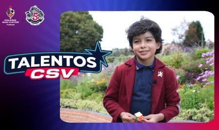 Talentos CSV – Juan Miguel Saboya Soto