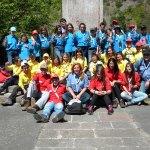 Marcha de Jóvenes a Covadonga 2013