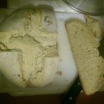 Yeşim'in yaptığı ekmek