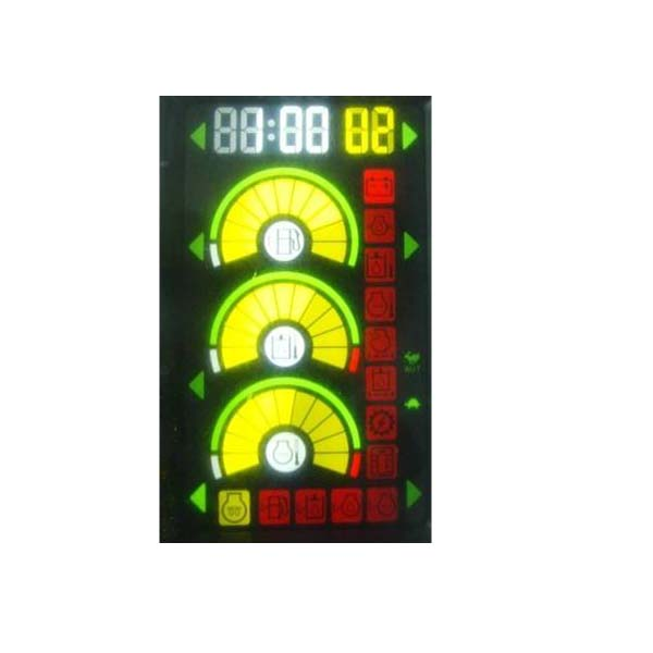 E320B LCD Panel-Fittings For Excavator Monitor
