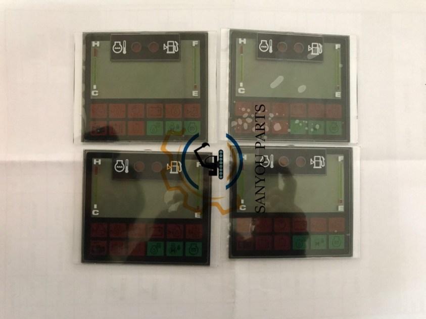 Komatsu PC130-7 Monitor LCD
