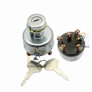 Ignition Switch SK200-6 YN50S00002P1 YN50S00029F1