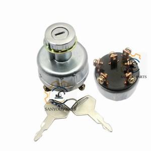 Ignition Switch SK200-6 YN50S00002P1 YN50S00029F1