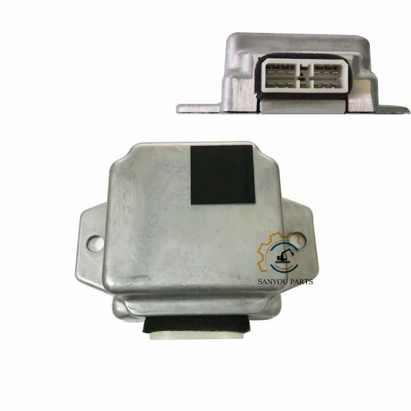 Komatsu PC200-6 Controller 7834-27-2002 Throttle Computer Board